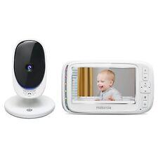Motorola Comfort 50 Digital Video Audio Baby Monitor with 5 Inch Color Screen