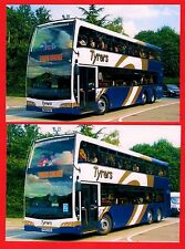 2 Bus Photos ~ Tyrers Coaches of Chorley: 100-seat Optare Volvo B9TL - 2014