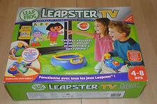 console Leapfrog LEAPSTER TV - Neuf en boîte / 4-8 ans - 3 activités incluses