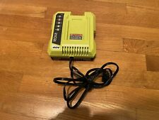 Ryobi 40 V 40 Volt Lithium-Ion Battery Charger Op401