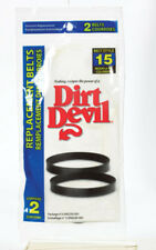Dirt Devil Style 15 Vacuum Belts (2-Pack) 3SN0220001 1