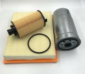 LDV G10 1.9L Turbo Diesel Oil Air Fuel Filter Service Kit 2016-on