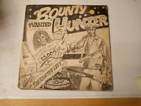 Barrington Levy ‎– Bounty Hunter - Vinyl LP