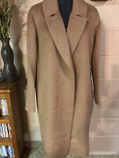Magaschoni Coat Carmel Color Size 10