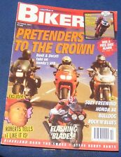 SOUTHERN BIKER OCTOBER 1997 - PRETENDERS TO THE CROWN