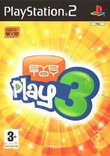 Eye Toy Play 3 for Playstation 2 (2005, PAL)