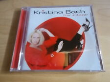 Kristina Bach - Tour d'Amour    CD   (2010)