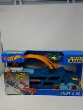 Hot Wheels Stunt n Go Track Set