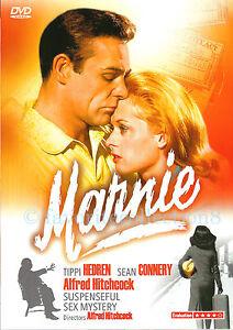 Marnie (1964) - Alfred Hitchcock, Tippi Hedren (Region All)