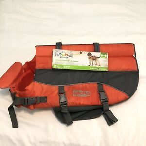 Outward Hound Pup Saver Ripstop Dog Life Jacket Fit XL 85-100 lbs.