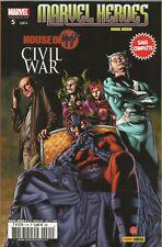 MARVEL HEROES VOL  5