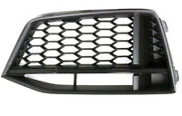 Genuine AUDI TT (15-17) S-LINE Front Bumper Lower GRILL LEFT  8S0807681BT94