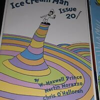 Ice Cream Man #20 LCSD Variant Presale 11//25//2020