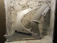 13 11 kawasaki zx-10r zx10r ninja right lower fairing cowl assy aoh00268