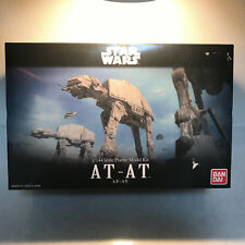 Star Wars AT-AT 1/144 scale scale modell Snowfield display base included BANDAI
