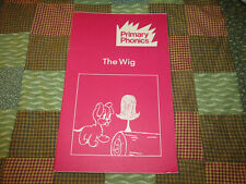 Replacement Reading Home School book Primary Phonics from Set 1 The Wig