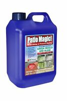 Scotts Miracle-Gro patio magic liquid concentrate kills green mould & algae-2.5L