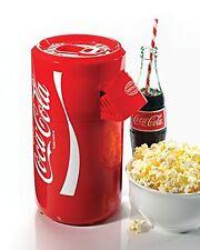 Electric Coca-Cola Can Hot Air Popcorn Popper Machine