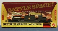 Tri-ang Hornby 'OO' gauge R.343K Battle Space Multiple Missile Launcher -F1