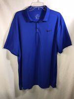 Nike Men's Dri-Fit Dry Short Sleeve Polo Shirt - Size XXL -