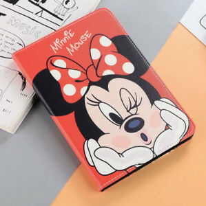 For iPad Pro 11 & 10.9 New Smart Case Cover Minnie Mickey Mouse Walt Disney +