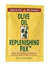 Organic Root Stimulator Olive Oil Replenishing Pak (51.7ml)Travel pack