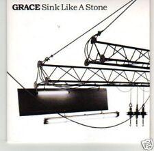 (I574) Grace, Sink Like A Stone - DJ CD