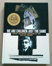 WE ARE CHILDREN JUST THE SAME - concentration Camp TEREZIN - NAZISM