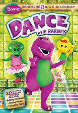 Barney: Dance with Barney (DVD, 2013)