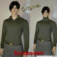 10er Pack  Original Bundeswehr (Unterhemd) Rolli  Herbst/Winter Bek. mit Mängel