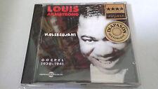 "LOUIS ARMSTRONG ""HALLELUJAH! GOSPEL 1930 - 1941"" CD 17 TRACKS"