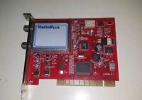 Vision Plus DTV 1020A Digital Satellite TV card 1093100-311-A