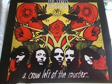INCUBUS - A CROW LEFT OF THE MURDER... - 2004 EPIC USA DIGIPAK CD+DVD SET
