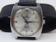 Vintage Dugena Monza Automatic Watch 3325 Swiss Made 25 Jewels ETA Cal. 2782
