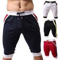 Fashion Men's Casual Sweat Pants Sport Trousers Jogging Gym Slacks Baggy Shorts.
