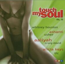 Touch MY SOUL 23 (2003) Aaliyah, Alicia Keys, Busta Rhymes, Whitney affrancarsi... [2 cd]
