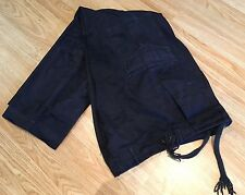 "British Royal Navy Issue Flame Retardant FR AWD Trousers 80/84/100 32"" Waist"