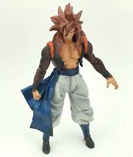 "Dragon Ball Z/gt Fusion Collection Ss4 Gogeta Figure 2003-Jakks 9"" Tall"