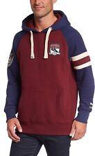 Puma Herren Sweatshirt Varsity Hoody Zinfandel, S