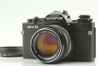 [N MINT+++] Olympus OM-4 Ti Black SLR Film Camera Zuiko AUTO-S 50mm f1.4 JAPAN