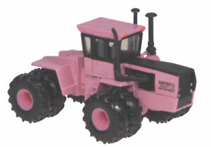 Steiger Pink Panther PTA310 4WD Tractor  -  1/64 scale diecast model