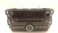 Original Chervrolet Monte Carlo  Impala 06-08 Radio CD Player Aux  25891681
