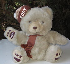 COLLECTABLE BEAR ZEDDY FROM CLOSED ZELLERS STORE