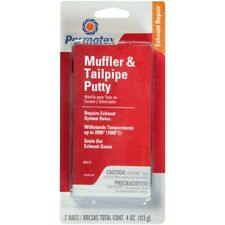 Permatex Muffler & Tailpipe Exhaust Repair Putty 80333