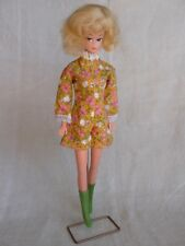Vintage Petra by Plasty Hot Pants Jumper, 1976 with Green Boots