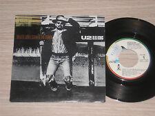 "U2 with B.B. KING - WHEN LOVE COMES TO TOWN - 45 GIRI 7"" SPAIN"