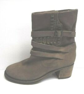 Vince Camuto Size 6 Brown Leather Boots New Womens Shoes