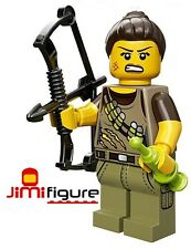NEW LEGO Minifigures Dino Tracker Series 12 71007 Genuine Minifigure Mini Figure