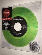 Type O Negative / Trivium - I Don't Want To Be Me Limited RSD Colored 2003 2018