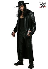 Adult Men's WWE Undertaker Wrestler Costume SIZE M (with defect)